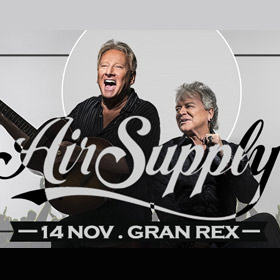 Air Supply en Argentina