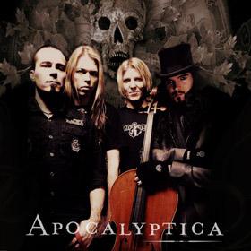 Apocalyptica en Auditorio Nacional
