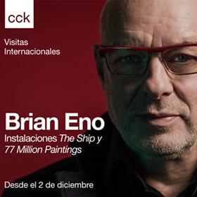 Brian Eno en Argentina