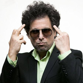 Andrés Calamaro en Teatro Metropólitan