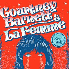Courtney Barnett y La Femme en Niceto Club