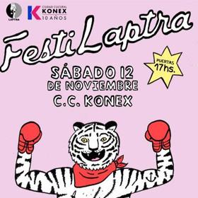 Festi Laptra en C.C Konex