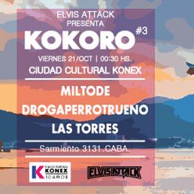 Ciclo Kokoro en CC Konex