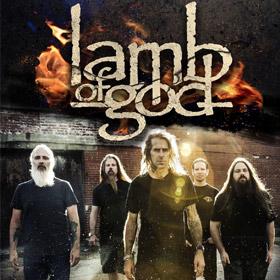 Lamb of God en México