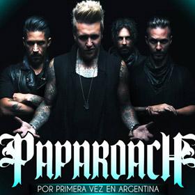 Papa Roach en Argentina