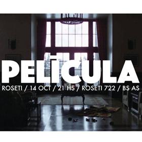 Pelicula en Roseti