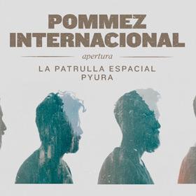 Pommez Internacional en Niceto Club