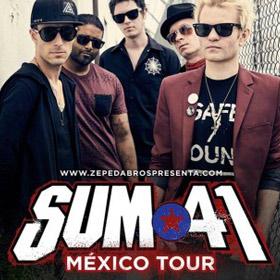Sum 41 en Monterrey