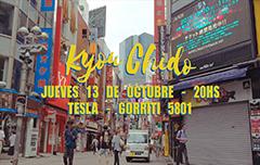 Presentación libro KYOU CHIDO por Tamara Larrañaga