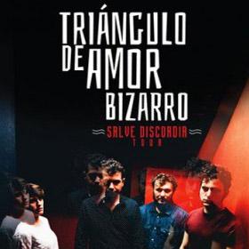 Triángulo de Amor Bizarro en el Foro Indie Rocks!