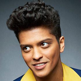 Bruno Mars en México