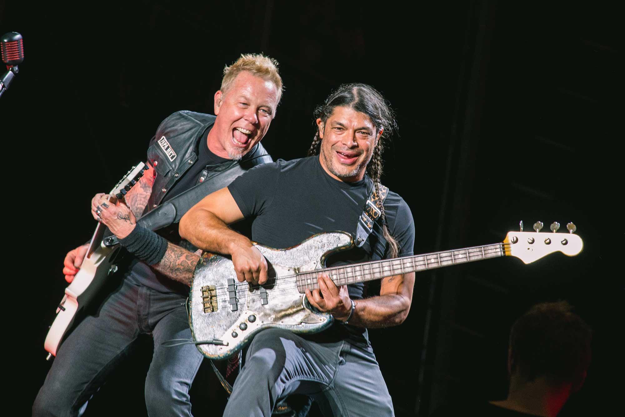 Metallica tocará en América Latina durante 2019