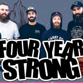 Four years strong en Argentina