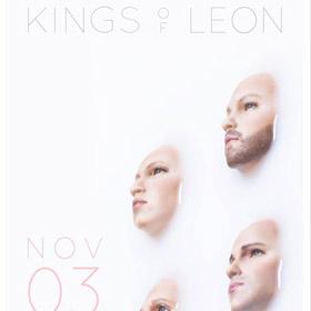 Kings Of Leon + Dawes en Palacio de los Deportes