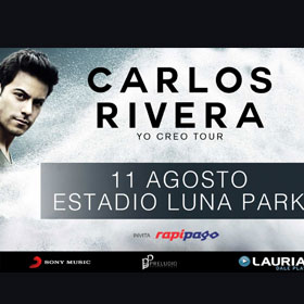 Carlos Rivera en Argentina