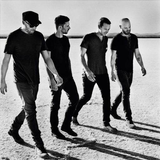Escuchá el nuevo EP de Coldplay: Kaleidoscope