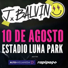 J Balvin en Argentina