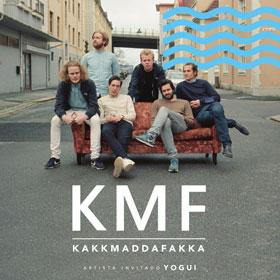 Kakkmaddafakka en El Plaza Condesa