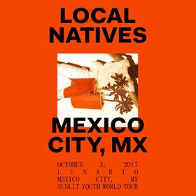Local Natives en México