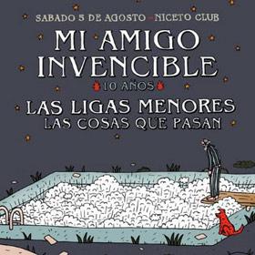 Mi Amigo Invencible en Niceto Club