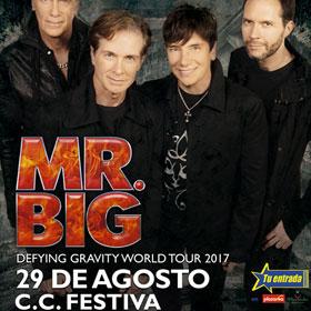 Mr. Big en Perú
