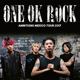 One Ok Rock en Pabellón Cuervo