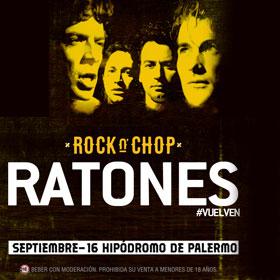 Isenbeck Rock N' Chop: Los Ratones Paranoicos en el Hipódromo de Palermo