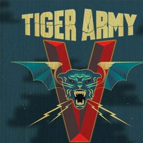 Tiger Army en El Plaza Condesa