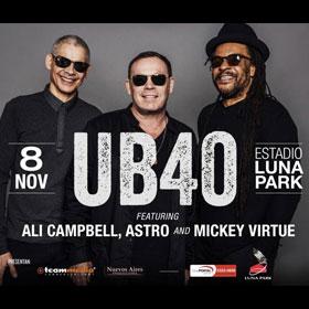 UB40 en Argentina