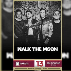 Walk the Moon en El Plaza Condesa