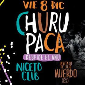 Churupaca en Niceto Club