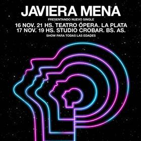 Javiera Mena en La Plata