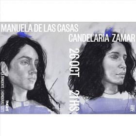 Manuela de las Casas + Candelaria Zamar en La Tangente