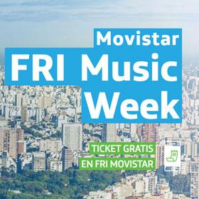 Movistar FRI Music Week