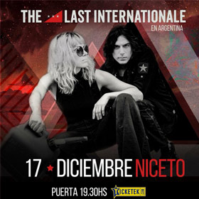 The Last Internationale en Argentina