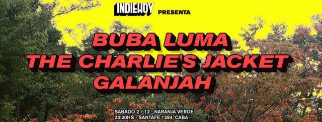Buba Luma, The Charlie