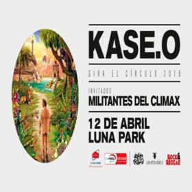 Kase. O en el Luna Park