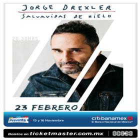 Jorge Drexler en México