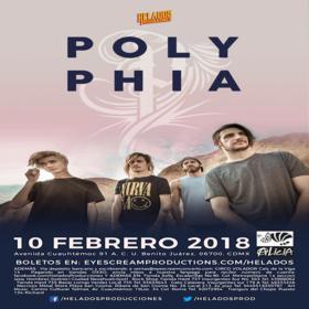 Polyphia en Ciudad de México