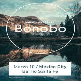 Bonobo en México