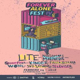Forever Alone Fest IV en México