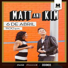 Matt & Kim en México