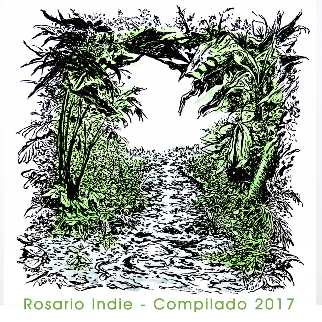 Rosario Indie publica su compilado 2017 con 22 canciones