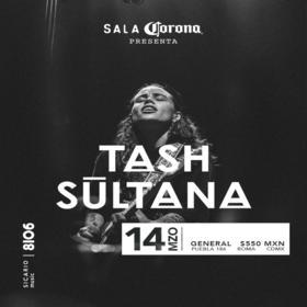 Tash Sultana en México