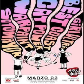 Grrrl Noise en México