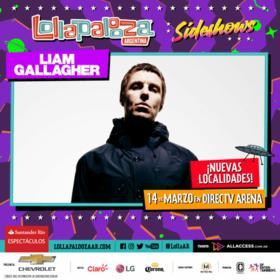 Liam Gallagher en Argentina