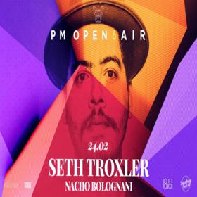 Seth Troxler en Argentina