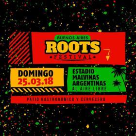 Festival Buenos Aires Roots en Malvinas Argentinas