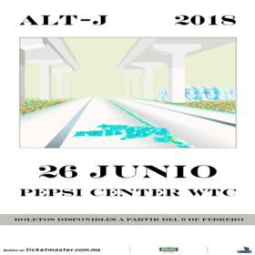 Alt-J en Ciudad de México