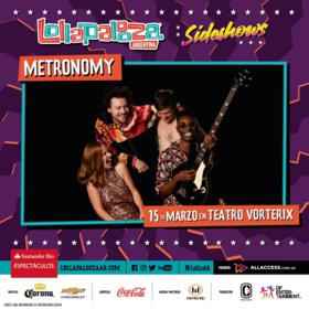 Metronomy en Argentina